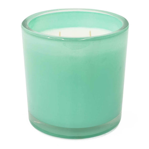 Midnight Jasmine Luxury 32oz Green Glass Candle Luxury Candles Candlemart.com $ 19.99