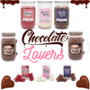 Chocolate Lovers Candles and Melts Gift Set