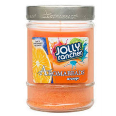 Jolly Rancher Orange Scented Aromabeads Canister Candle - Candlemart.com