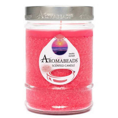 Aromabeads Exotic Sunset Scented Canister Candle - Candlemart.com