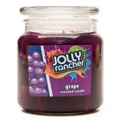 Jolly Rancher Grape Scented Jel Candle - Candlemart.com