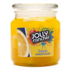 Jolly Rancher Lemon Scented Jel Candle - Candlemart.com
