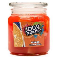 Jolly Rancher Orange Scented Jel Candle - Candlemart.com