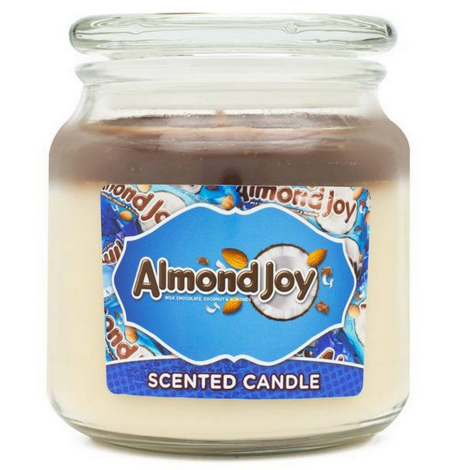 Hershey's Almond Joy Scented Wax Candle - Candlemart.com