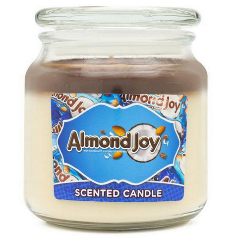 Hershey's Almond Joy Scented Wax Candle Candles Candlemart.com $ 9.99