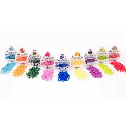 "10pack ""We Choose"" Scented Aromabeads Singles Melts Candlemart.com $ 12.49"