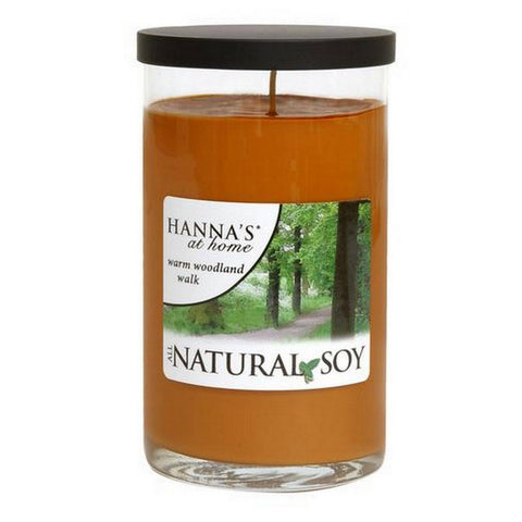 Natural Soy Woodland Walk Scented Soy Candle 100% Soy Candles Candlemart.com $ 5.00