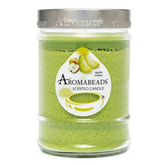 Aromabeads Apple Melon Scented Candle Aromabeads Candlemart.com $ 9.99