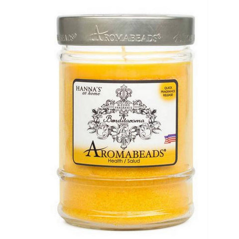 Benditaroma Aromabeads Health Scented Canister Candle Aromabeads Candlemart.com $ 5.99