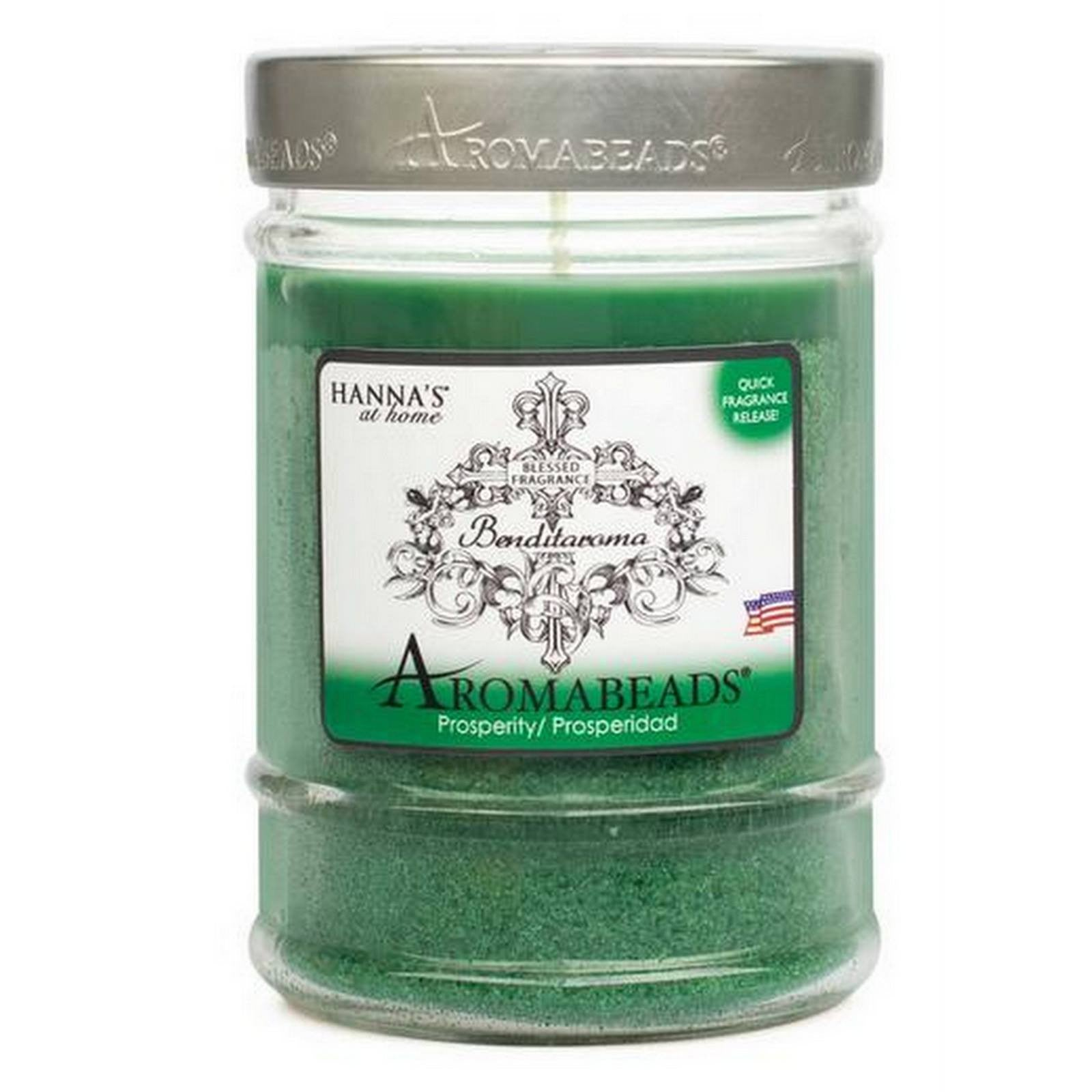 Benditaroma Aromabeads Prosperity Scented Canister Candle Aromabeads Candlemart.com $ 4.49