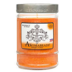 Benditaroma Aromabeads Strength Scented Canister Candle - Candlemart.com