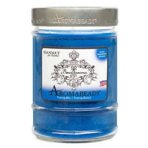 Benditaroma Aromabeads Tranquility Scented Canister Candle - Candlemart.com