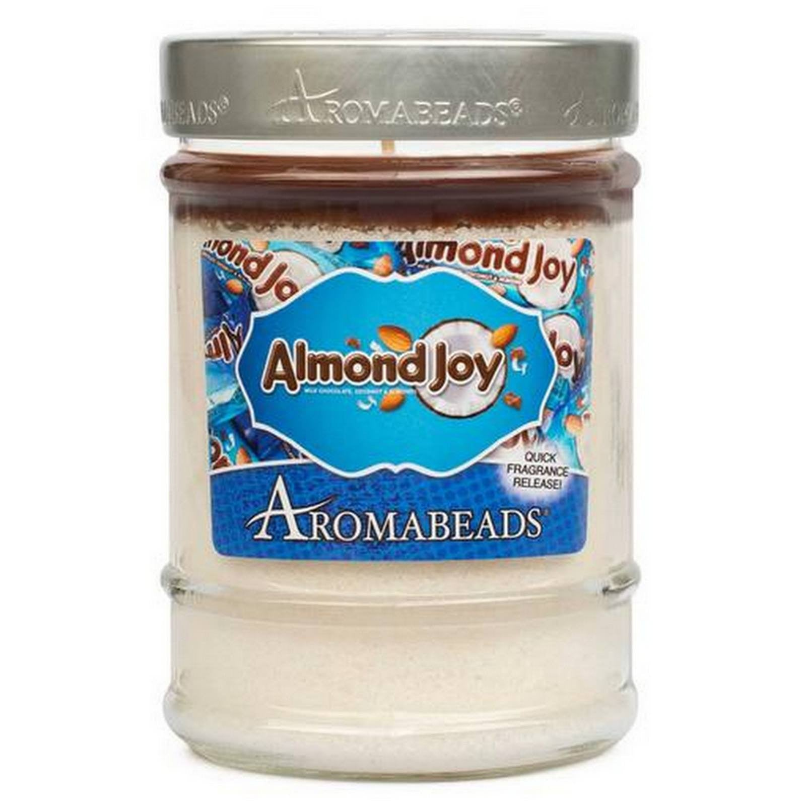 Aromabeads HERSHEY'S Almond Joy Scented Candle Aromabeads Candlemart.com $ 9.99