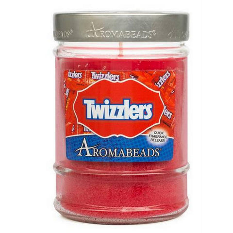 HERSHEY'S Twizzlers Scented Aromabeads Canister Candle - Candlemart.com