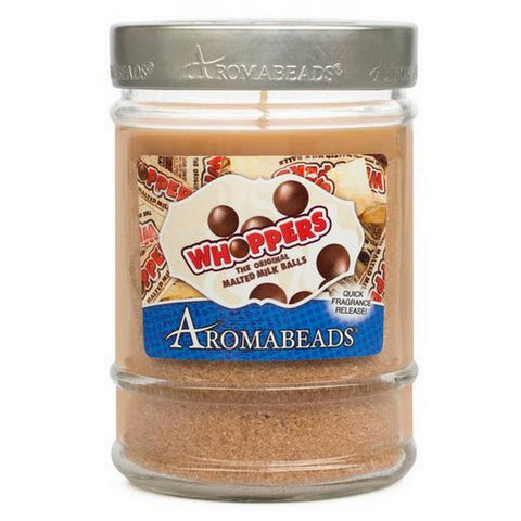 HERSHEY'S Whoppers Scented Aromabeads Canister Candle - Candlemart.com