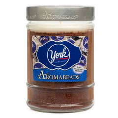 HERSHEY'S York Peppermint Scented Aromabeads Canister Candle - Candlemart.com