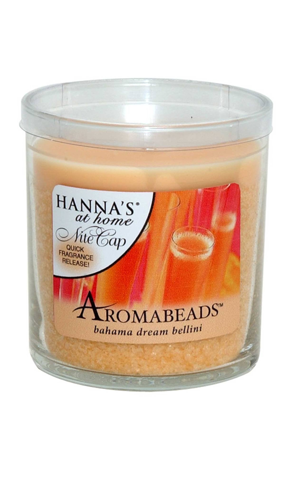 Aromabeads Bahama Dream Bellini Scented Tumbler Candle - Candlemart.com