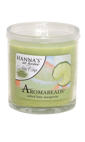Aromabeads Salted Lime Margarita Scented Tumbler Candle - Candlemart.com