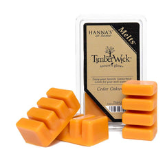 Timberwick Cedar Oakwood Scented Wax Melts - Candlemart.com - 1