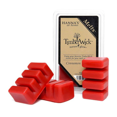 Timberwick Cinnamon Sugar Scented Wax Melts - Candlemart.com