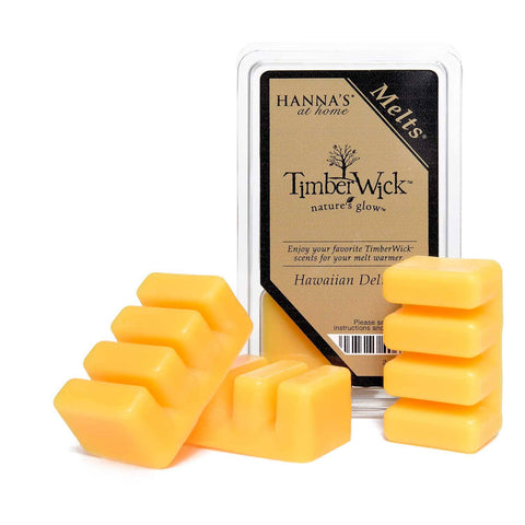 Timberwick Hawaiian Delight Scented Wax Melts - Candlemart.com