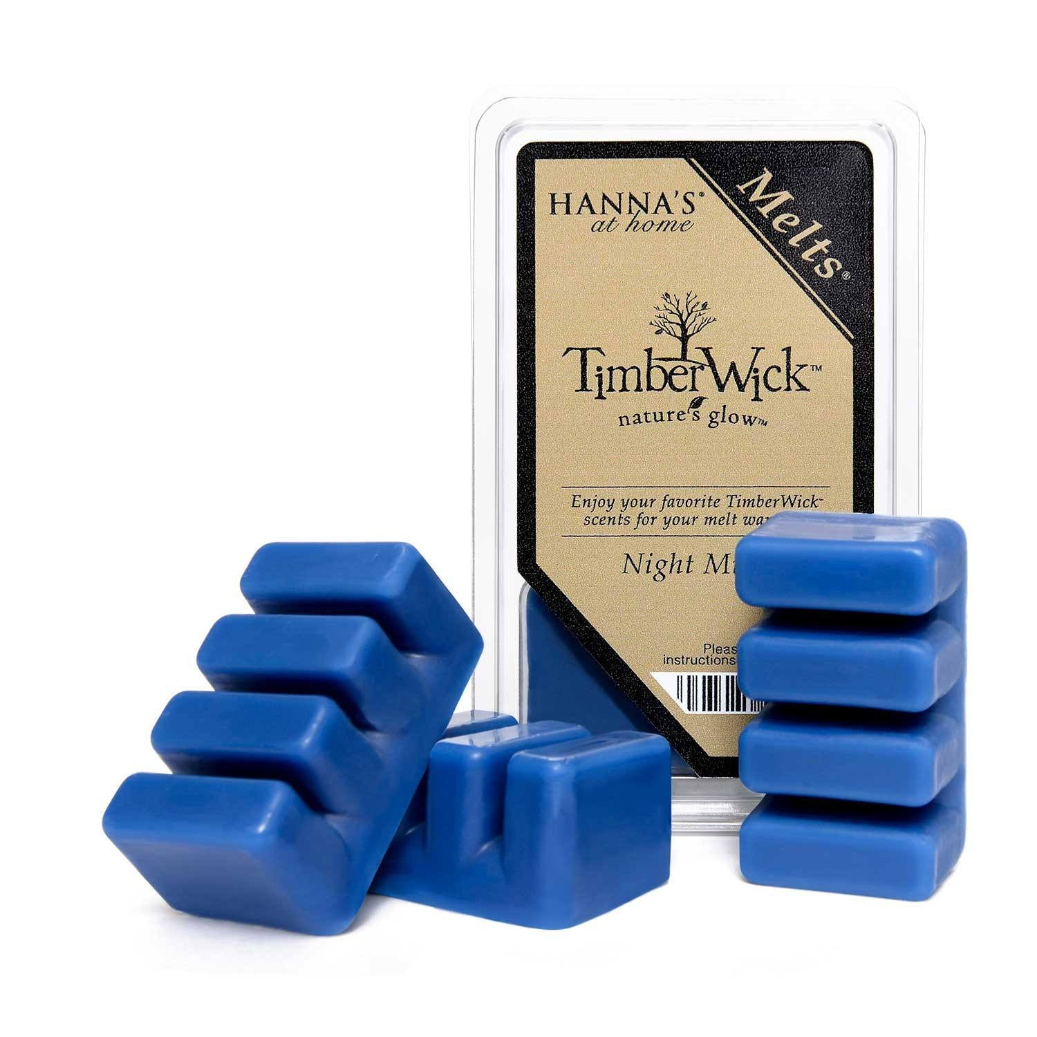 Timberwick Night Musk Scented Wax Melts - Candlemart.com