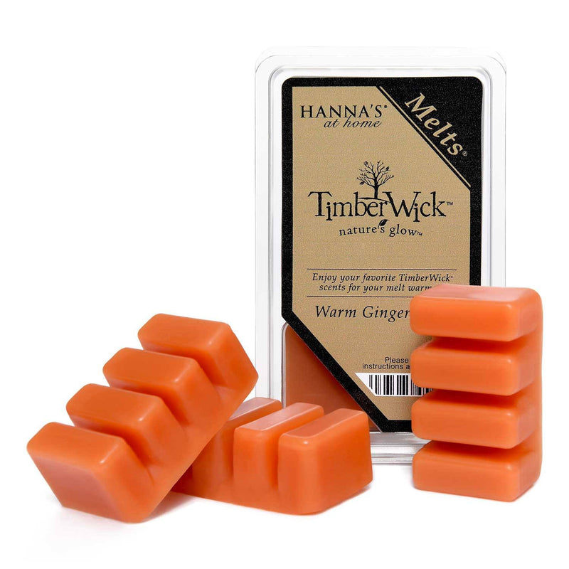 Timberwick Warm Gingerbread Scented Wax Melts - Candlemart.com