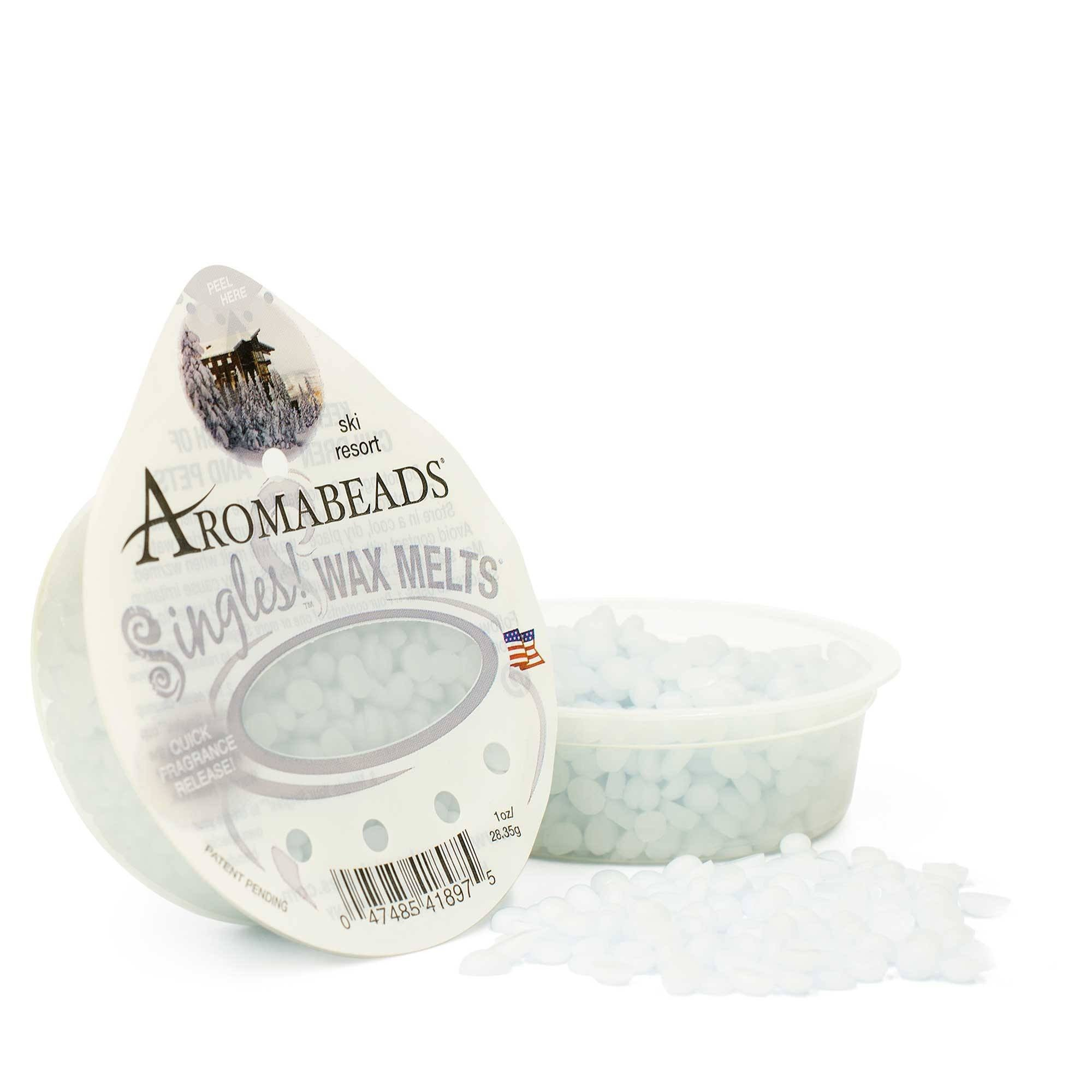 Aromabeads Singles Ski Resort Scented Wax Melts Melts Candlemart.com $ 1.49