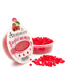 Aromabeads Singles Wild Cherry Scented Wax Melts - Candlemart.com