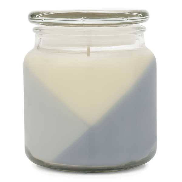 Trios Triple Pour Fresh Cotton Scented Candle Candles Candlemart.com $ 11.99