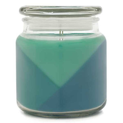 Trios Triple Pour Island Waves Scented Candle Candles Candlemart.com $ 11.99