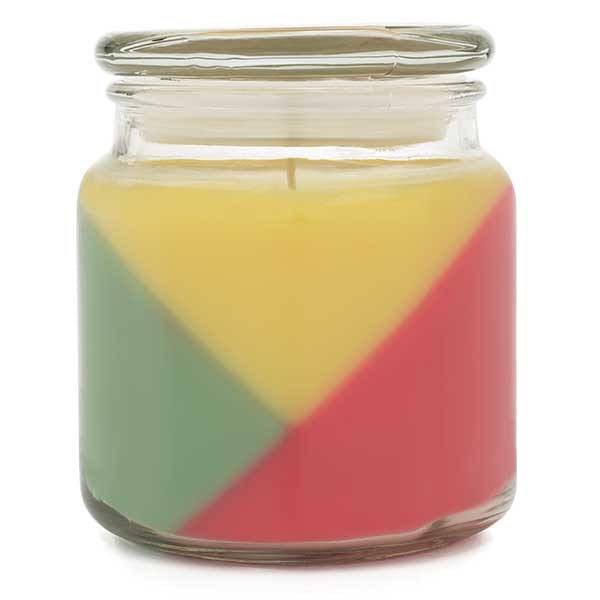 Trios Triple Pour Strawberry Lemonade Scented Candle - Candlemart.com