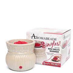 Aromabeads Singles Pumpkin Brulee Scented Wax Melts - Candlemart.com - 2