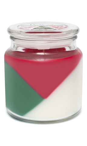 Holiday Trios Peppermint Scented Candle - Candlemart.com - 1