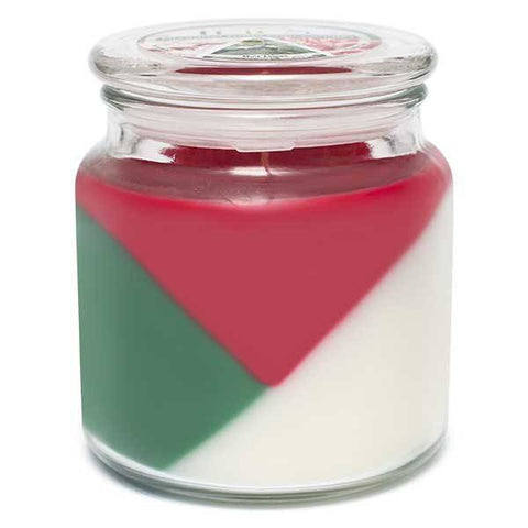 Holiday Trios Peppermint Scented Candle Candles Candlemart.com $ 11.99