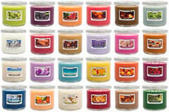 Coral Honeysuckle Scented Large 3 wick Candle - Candlemart.com