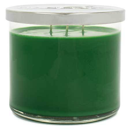 Woodland Pine Scented Large 3 wick Candle