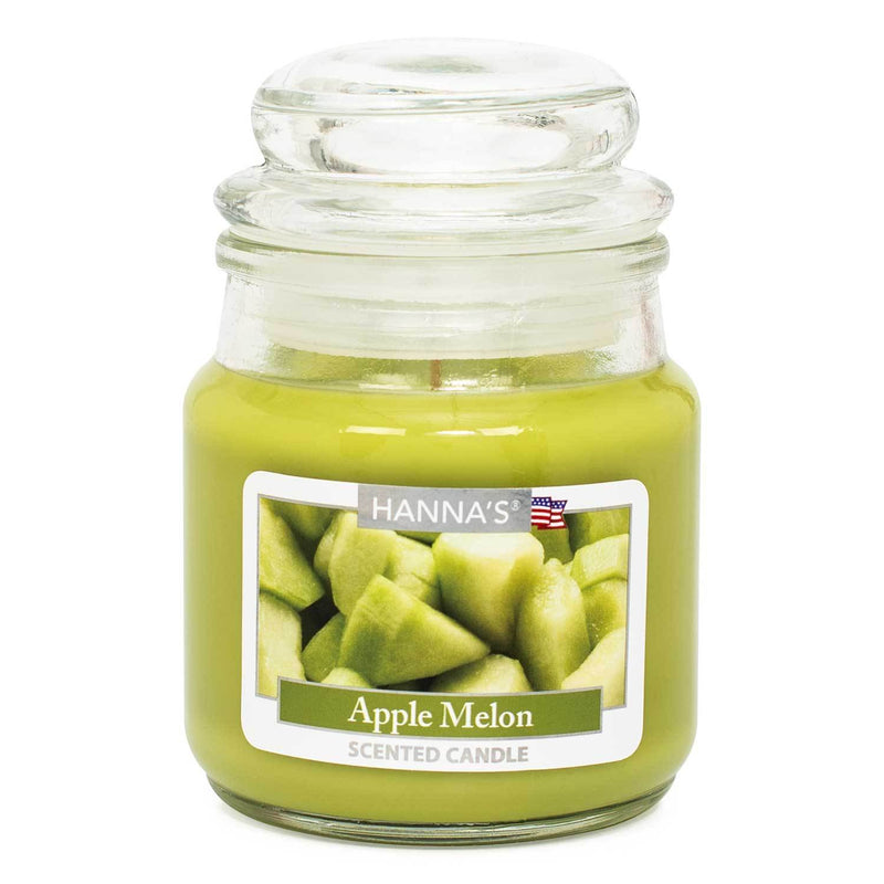 Apple Melon Scented Mini Candle - Candlemart.com
