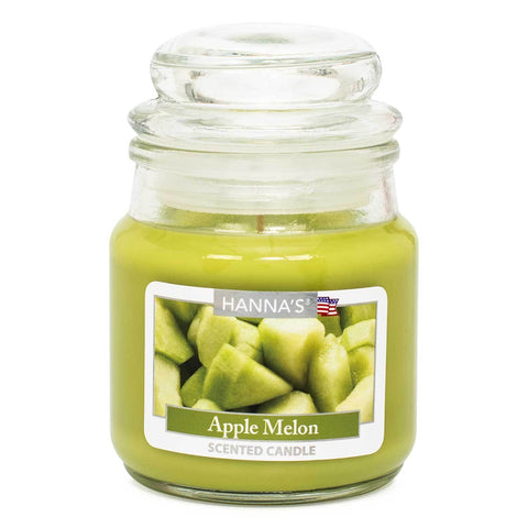 Apple Melon Scented Mini Candle Candles Candlemart.com $ 2.99