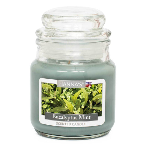Eucalyptus Mint Scented Mini Candle Candles Candlemart.com $ 2.99