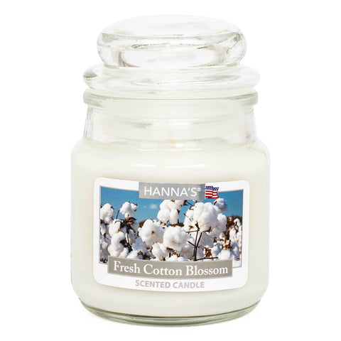 Fresh Cotton Blossom Scented Mini Candle Candles Candlemart.com $ 2.99