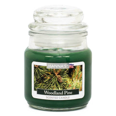 Woodland Pine Scented Mini Candle Candles Candlemart.com $ 2.99