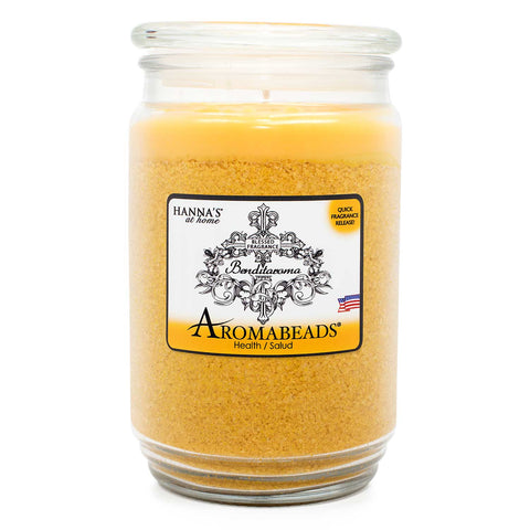 Aromabeads Health Scented Candle