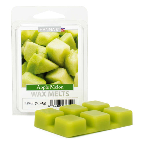 Apple Melon Scented 1.25oz Wax Melts 12 pack