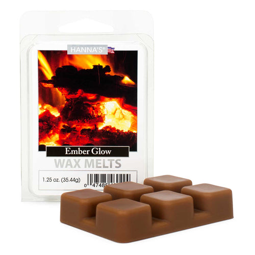 Ember Glow Scented 1.25oz Wax Melts 12 pack