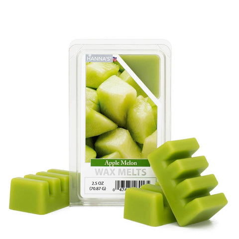 Apple Melon Wax Melts 6 Pack