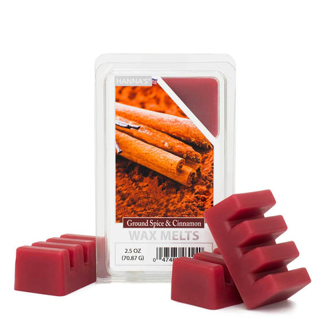 Ground Spice & Cinnamon Scented Wax Melts Melts Candlemart.com $ 2.49
