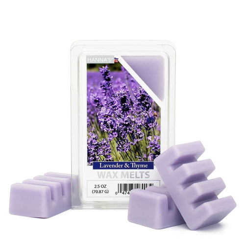 Lavender Thyme Wax Melts 6 Pack