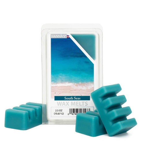 South Seas Wax Melts 6 Pack