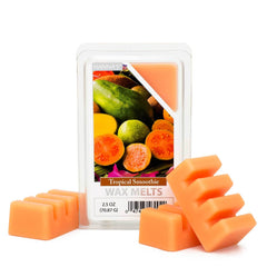 Tropical Smoothie Scented Wax Melts - Candlemart.com